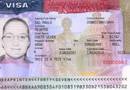 Machine Readable Visa