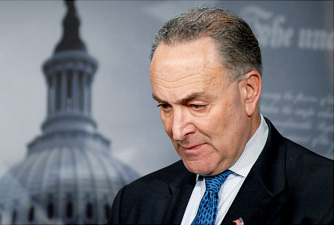 Sen. Charles Schumer said New York could be shortchanged federal aid because of the count.