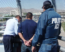 ICE turns over fugitive wanted for murder to Mexican authorities